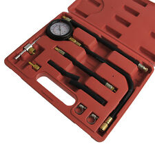 New Fuel Pump Pressure Testers Injection system Test Gauge Set Car Testing Tool