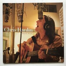 Chris Hanlin Hand to Mouth LP NM/NM with DVD