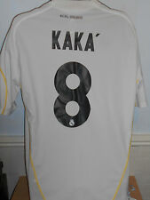 Real Madrid Home Shirt ( 2009/2010* KAKA 8) xl men's #100