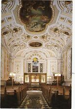 Church Interior Looking East, GREAT WITLEY, Worcestershire