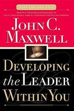 G, Developing The Leader Within You, John C. Maxwell, 0785266666, Book