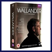 WALLANDER - COMPLETE BBC SERIES 1 2 & 3 **BRAND NEW  DVD  BOX SET**