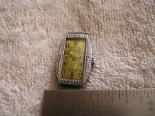 Antique Art Deco Benrus Watch Women's Ladies 15 Jewels