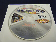 "VideoNow Color Monster Garage ""Skool Bus Pontoon Boat"" (PVD, 2004) - Disc Only!"