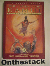 MANGA;    The Legend of Kamui Vol. 2 by Sanpei Shirato and Akame Productions