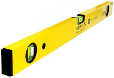 "Stabila Spirit Level - 100cm / 40"" - 3 Vials - Type 70-2 Stabila Levels 70-2-100"