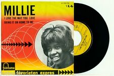 MILLIE SMALL  - I Love the Way You Love Me - 1965 DUTCH Favorieten Expres PS