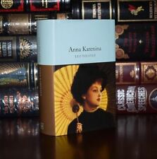 Anna Karenina by Leo Tolstoy Brand New W/Ribbon Deluxe Hardcover Gift Edition