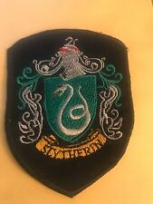 GRYFFINDOR HARRY POTTER HOGWARTS SLYTHERIN PATCH IRON ON OR SEW ON