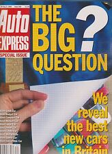Auto Express Car Magazine No 356 Special Issue August 1995 plus Supplement