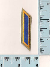 One New PreCut Individual Hash Mark ServiceStripe Patch Police CHP Royal Med Gld