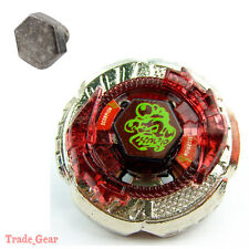 Fusion Masters Fight Beyblade BB-65 Rock Escolpio+HEAVY METAL FACE BOLT MF