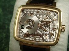 HAUTLENCE HLO2 18K ROSE GOLD MANUAL WIND   $66400  NEVER WORN