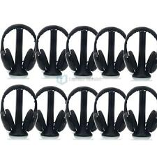 10X New 5 in 1 Wireless Headphone Stereo Headset For MP3/MP4 PC TV CD FM Radio
