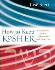 How to Keep Kosher: A Comprehensive Guide to Understanding Jewish Diet-ExLibrary