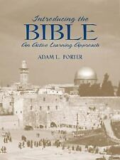 Introducing the Bible : An Active Learning Approach by Adam L. Porter (2004,...