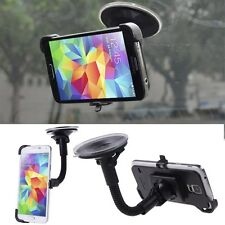 360° Car Windshield Mount Holder Stand For Samsung Galaxy S5 i9600 SM-G900