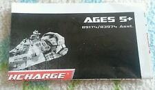Transformers ROTF DEPTHCHARGE INSTRUCTION BOOKLET ONLY