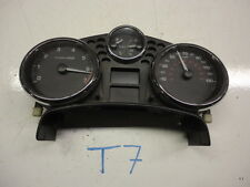 Peugeot 207 1.4 2008 Speedo Clock Set Assembly 9662904180 , Used Part , T7