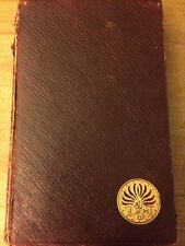 Antique Book Shakespeare's Comedies London And Toronto Published New York 1926