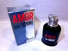 CACHAREL AMOR POUR HOMME MAN UOMO EAU DE TOILETTE SPRAY40ML. I° VERSIONE - RARO