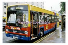pu0460 - City Line Bus - F629 RTC to Filton Church at Bristol - photograph