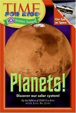 Time For Kids: Planets!-ExLibrary
