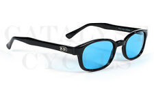 ORIGINAL KD's SUNGLASSES TURQUOISE LENS KDs WITH FREE POUCH ORIGINAL KD SHADES