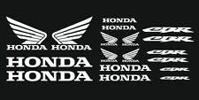 Honda CBR  Motorsport Aufkleber Racing Set für Motorrad