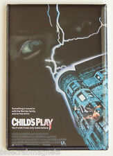 Child's Play FRIDGE MAGNET (2 x 3 inches) movie poster chucky doll