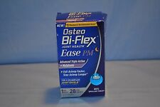 Osteo Bi-Flex Joint Health Ease PM + Melatonin 28 Mini Tablets Exp. 12/2018