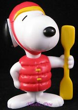 SNOOPY World Tour NEW ZEALAND International HAPPY MEAL Toy 1999 McDonald's ROWER