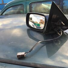 ford puma 97-02 n/s passenger side electric mirror in black