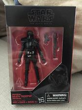 STAR WARS Rogue One - BLACK SERIES 3.75 - Imperial Death Trooper - WALMART -