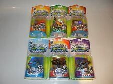 LOT (6) SKYLANDERS SWAP FORCE LIGHTCORE FIGURES NEW NIP FLASHWING BUMBLE BLAST