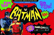 BATMAN THE COMPLETE TV SERIES LIMTED EDITION SET BLU-RAY + DIGITAL HD FREE SHIP