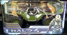 "Jada Halo 4 14"" Die-cast UNSC Warthog Collector's Edition"