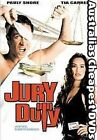 Jury Duty DVD NEW, FREE POSTAGE WITHIN AUSTRALIA REGION 1 & 4