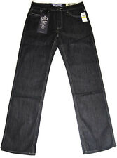 Rich Yung Men's Dark Gray Jeans - Very Comfortable - NWT - AG-158  SIZE - 32
