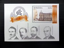 ROMANIA 2013 - 100 Years M/Sheet MS7316 U/M FP9623