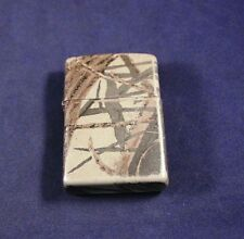 Classic Camo Military Hunting Zippo Lighter Used