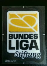 PATCH BUNDESLIGA STIFTUNG BADGE DFB DFL 2009-2010 TRIKOT MATCHWORN