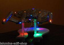Beleuchtungsset Enterprise NX-01 1:350 + Effekt pol 4201 902 Star Trek