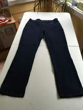Not Your Daughter's Jeans Sz 12 Dark Legging Jeans. WJ54
