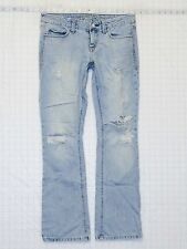 American Eagle Outfitters True Boot cut sz 2 Womens Blue Jeans Denim Pants B0255