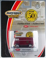 Matchbox 50 Years Collection 1967 Volkswagen VW MOC 2002