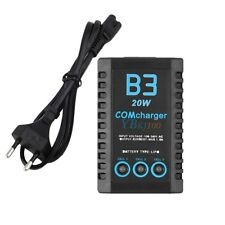 iMAX B3 Lipo Battery Balance Charger 7.4V 11.1V 2S 3S 100-240V For LiPo EU Plug