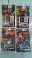 Kiss Funny Cars / Gene, Paul, Ace & Peter / Racing Dreams / Johnny Lightning