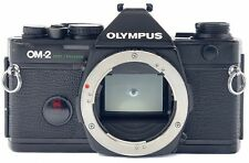 OLYMPUS OM-2 - Spot / Program - New Seals -