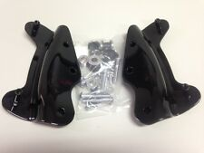 4-Point gloss Black Docking Kit for 2009-2013 Harley Davidson Touring 54246-09a